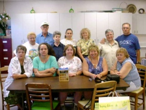Miniature Enthusiasts of Central Ontario - Club Members 2004