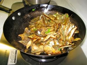 Niu Gan Jun Mushrooms
