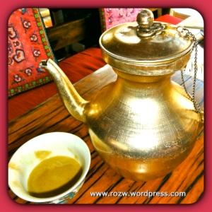 Tibet:Yunnan metal work and Tibetan Milk Tea, National Cultural Heritage