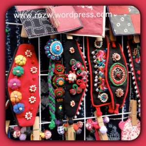 Yunnan bead and embroidery work, National Intangible Cultural Heritage
