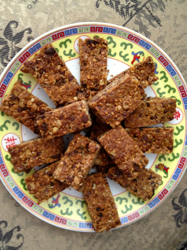Playground Granola Bars