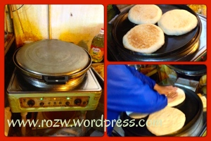 Making Guandu Baba in the Bing Cheng