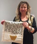 Torah Stitch by Stitch - ROZ WEITZMAN