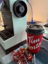 Coffee from Rachel